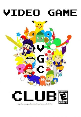 Clubs! Clubs! Clubs!